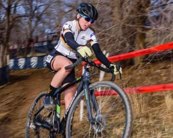Brooke Lyman, Racing